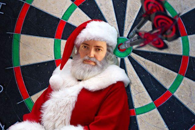 Klubmesterskab og julefrokost