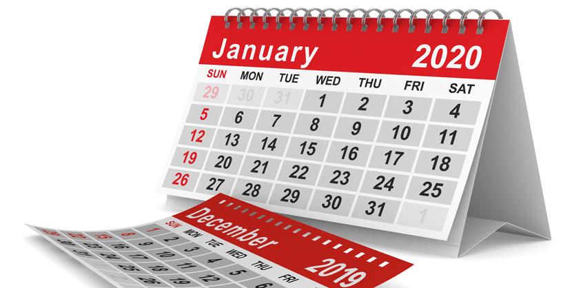 Kalender 2019-2020 opdateret